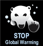 Stop Global Warming t-shirts