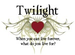 Twilight t-shirts & gifts
