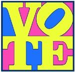 Vote ~ Bright