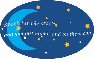 Reach for the Stars - Bags & Gifts