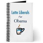 Latte Liberals for Obama Gifts and Misc. Stuff