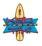 Kab Tiki | Retrto Tiki Surfer T-shirts & Gear