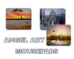 Angel Art Mousepads