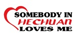 Somebody in Hechuan loves me shirts. Lovely creati
