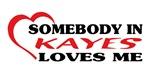 Somebody in Kayes loves me