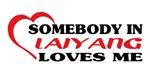Somebody in Laiyang loves me