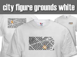 Figure Ground on White (5 Cities)