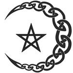 Celtic Moon Knot