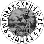 Thor Rune Shield