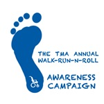 Walk-Run-N-Roll Awareness Campaign 