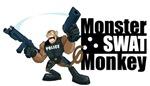 MONSTER SWAT MONKEY
