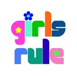 Girls rule t-shirts & gifts