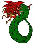 Dragon tattoo t-shirts & gifts