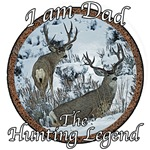 Dad hunting legend