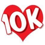 10 K Love