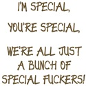 We're all Special