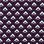 Dark Sharp Hex Pattern