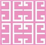 Pink Block Tile