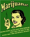 MARIJUANA. Legalize marijuana.