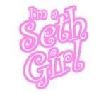 I'm a Seth Girl T-shirts. I'm a Seth Girl T-shirt