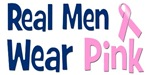 Real Men Wear Pink 2. Breast Cancer Awareness for