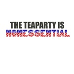 The Teaparty is Nonessential Shutdown Funny