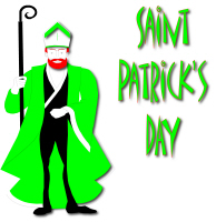 ST. PATRICK'S DAY 