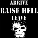 Stone Cold Steve Austin - Arrive, Raise Hell, Leav