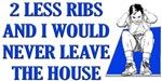 2 Less Ribs
