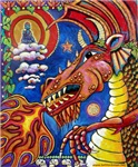 'Dragon & Buddha'
