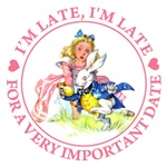 I'm Late, I'm Late!