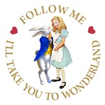 Follow Me - I'll Take You To Wonderlan