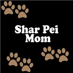 Shar Pei Mom