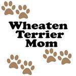 Wheaten Terrier Mom