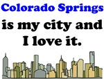 Colorado Springs Is My City And I Love It