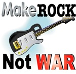 Make Rock Not War