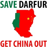 Save Darfur: Get China out!