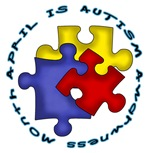 APRIL IS AUTISM MONTH