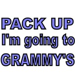 PACK UP I'M GOING TO GRAMMY'S