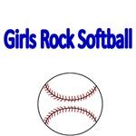 GIRLS ROCK  SOFTBALL