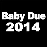 BABY DUE 2014