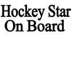 Hockey Star On Board