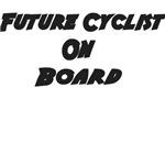 Future Cyclist On Board