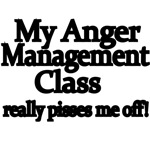 My Anger Management Class Really Pisses Me Off.