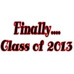 Finally...Class of 2013