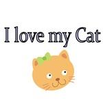 I love my Cat