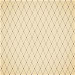 Black On Tan Diamond Shapes Pattern
