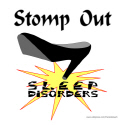 SLEEP DISORDERS AWARENESS T-SHIRTS AND GIFTS