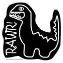 RAWR DINO T-SHIRTS AND GIFTS
