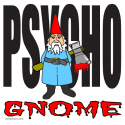 PSYCHO GNOME T-SHIRTS AND GIFTS